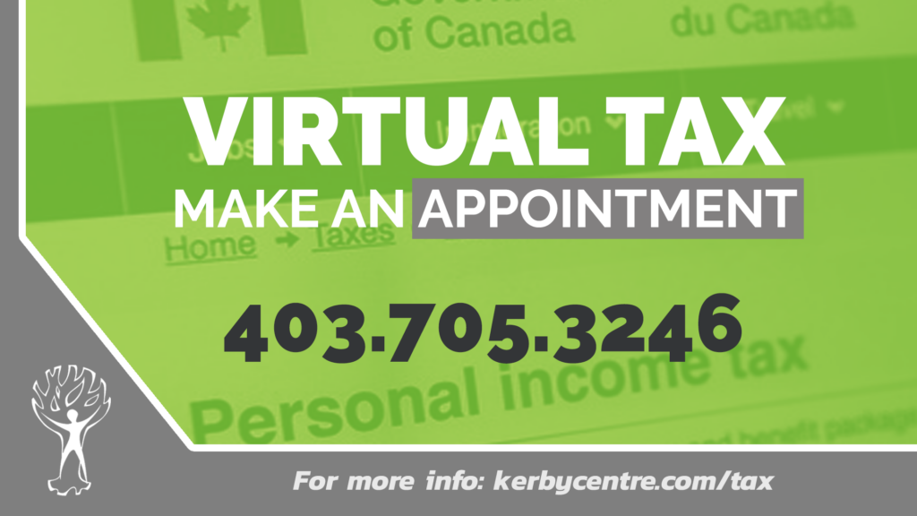 Kerby Centre Virtual Tax