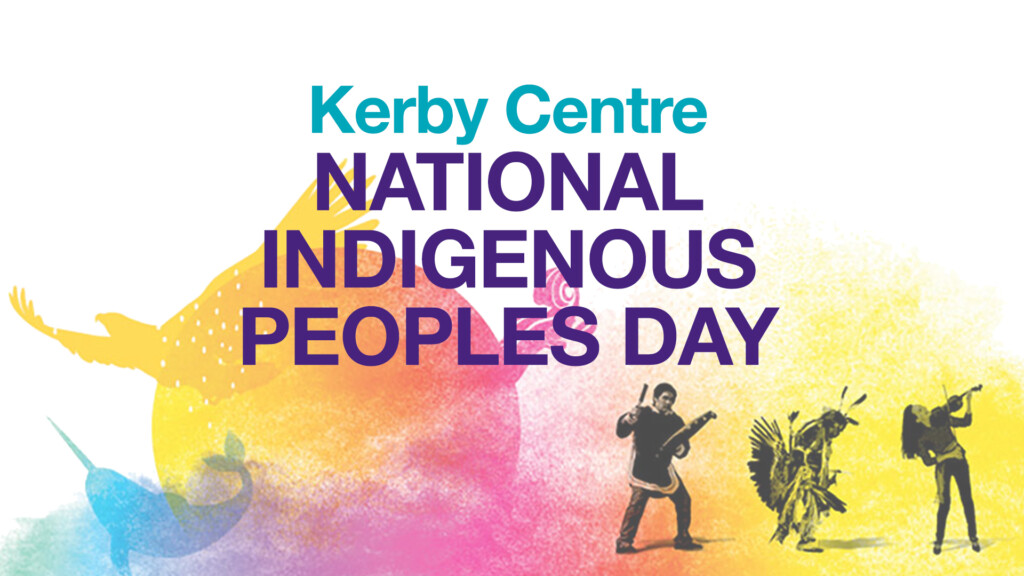 Kerby Centre National Indigenous Peoples Day 2021