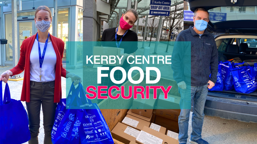 Kerby Centre Food Security