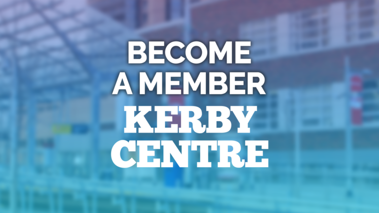 Become A Member of Kerby Centre
